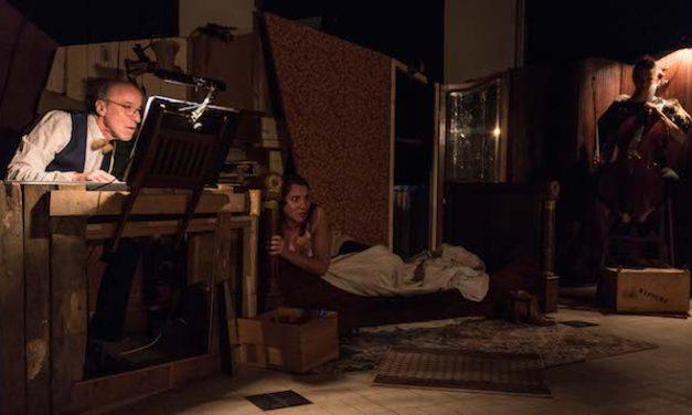 «Une Nuit chez Buzzati» avec Nos Années sauvages