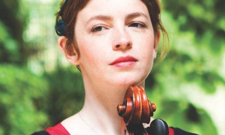 Noémi Boutin, entre Bach et Britten