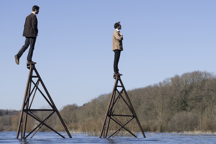 Cirque à Elbeuf : sur un fil et dans un mouvement perpétuel