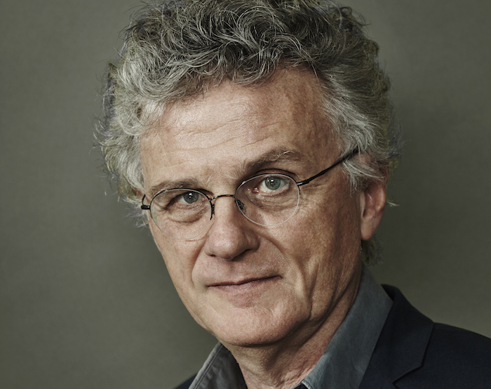 Gérard Mordillat à l'Armitière