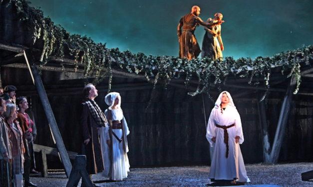 """""""Norma"""" à l'Opéra de Rouen : des amours et une révolte silencieuses"""