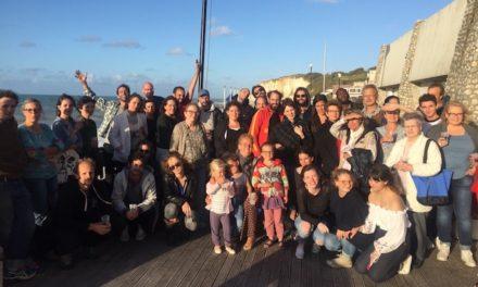 SITU à Veules-les-Roses : des rencontres et un festival