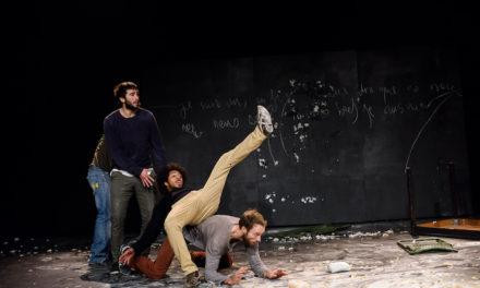 Cirque à Elbeuf : un combat contre la marche du temps