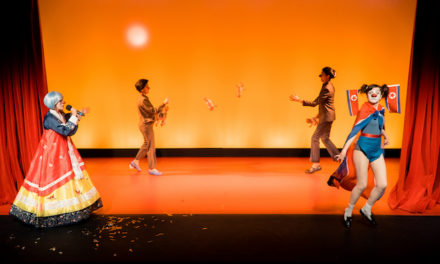 Théâtre au Volcan : Le rire des Clownesses pour défier la peur