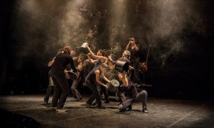 Concert au Rive gauche : danser pour être heureux ensemble