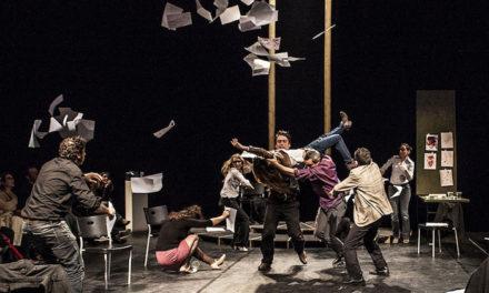 Théâtre à Dieppe : 9 jurés, un huis clos et une implosion