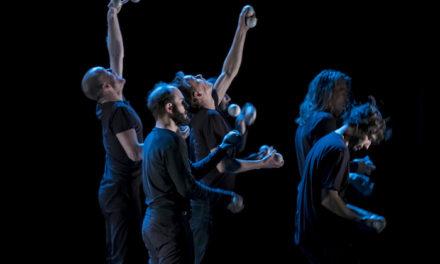 Cirque à Elbeuf : le travail raconté avec le jonglage