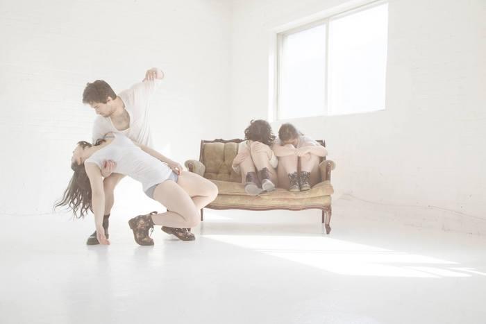 Danse à Canteleu : en quête d'amour