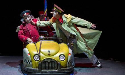 Théâtre : «El Cid !» dans le manège de l'Agence de voyages imaginaires