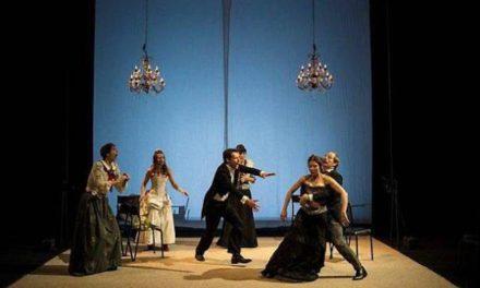 Théâtre au Rayon vert : Feydeau sur un ring