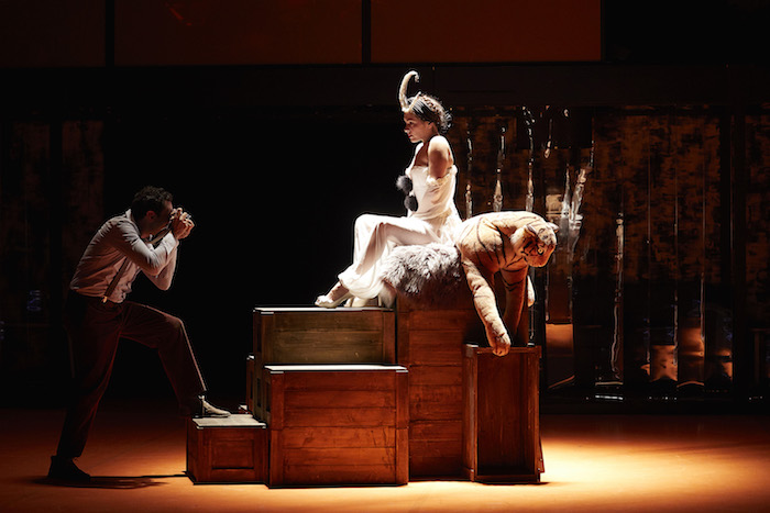 Théâtre au Volcan : Lulu, un objet de fantasme masculin