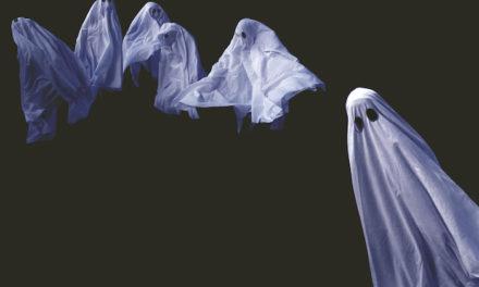 Danse à DSN : se faire peur avec les fantômes de La BaZooKa