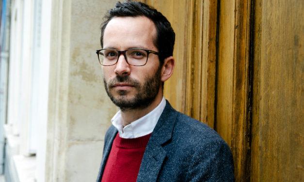 Rencontre à L'Armitière : Victor Pouchet mène l'enquête