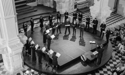 Concert :un programme américain pour le chœur de chambre de Rouen