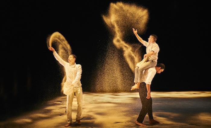 Cirque à Dieppe : entrer dans le cercle du Groupe acrobatique de Tanger