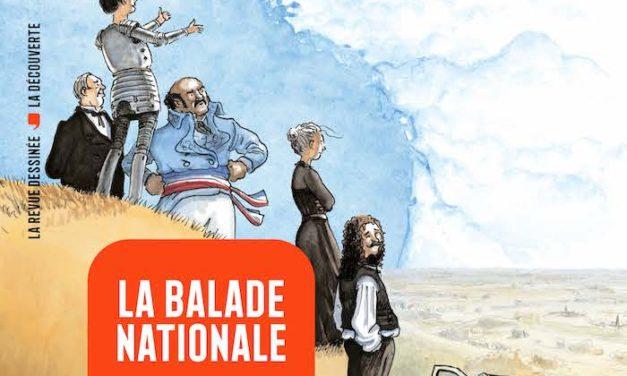 Dédicace à L'Armitière : La Revue dessinée porte un autre regard sur l'Histoire
