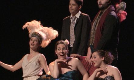 Concert à la chapelle Corneille :chanter la naissance de l'opéra-comique