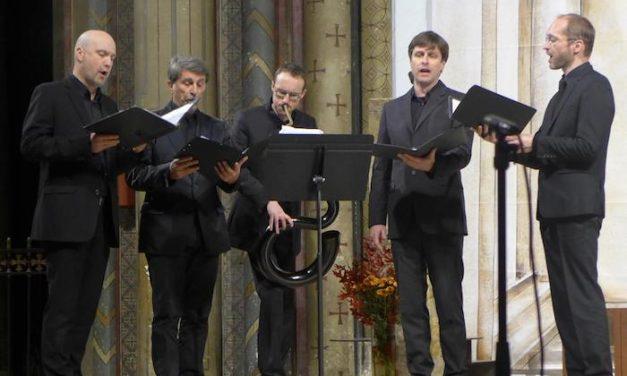 Concert à Rouen : des «Festes solemnelles» avec Les Meslanges