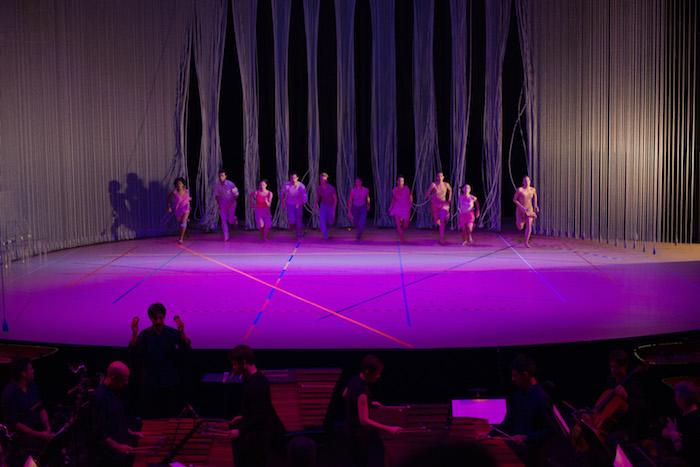 Danse au Volcan : «Rain», seize ans plus tard