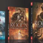Dédicace à Rouen : les villes en bande dessinée
