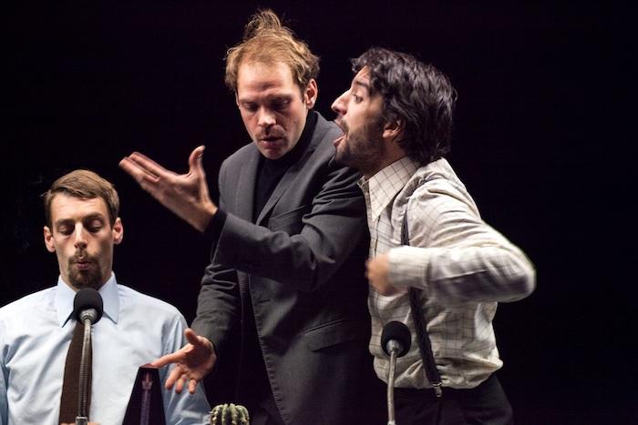 Théâtre avec le Raoul collectif : le pouvoir du langage