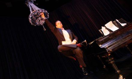 Théâtre à DSN : un musicien, un piano et des catastrophes