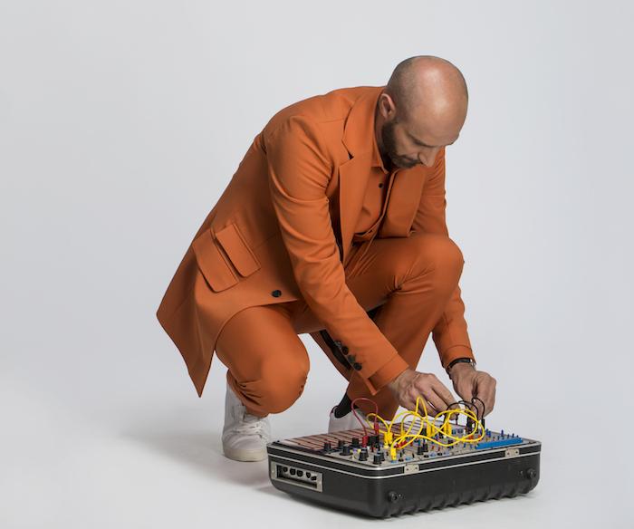 Vitalic au Tetris : «Dans la musique, j'aime bien apercevoir un peu de futur»