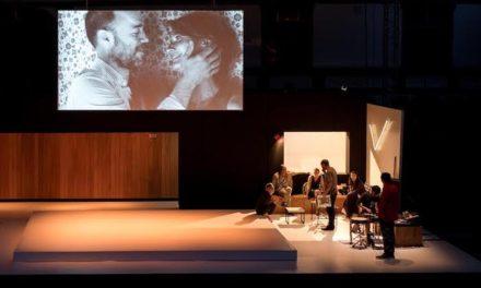 Théâtre au Rive gauche : «Andromaque» en pleine répétition