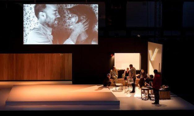 """Théâtre au Rive gauche : """"Andromaque"""" en pleine répétition"""