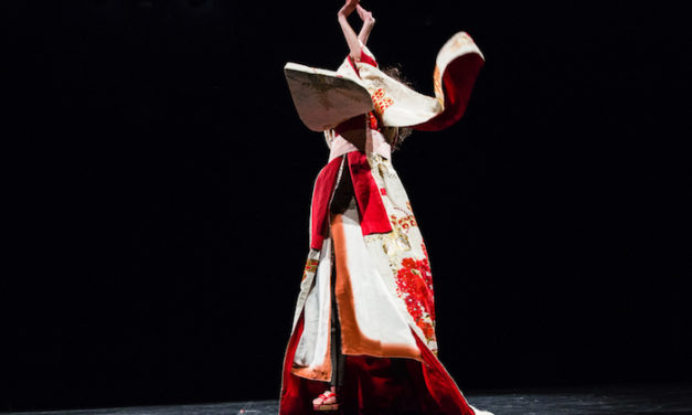 Danse à DSN : Cécile Loyer en solo avec quatre personnalités féminines