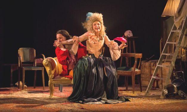 Théâtre au Rayon vert : un jeu de cache-cache