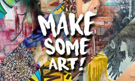 Expo : 14 artistes make their art