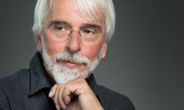 Philippe Delerm à l'Armitière : «Dans la vie, je suis un peu moqueur»