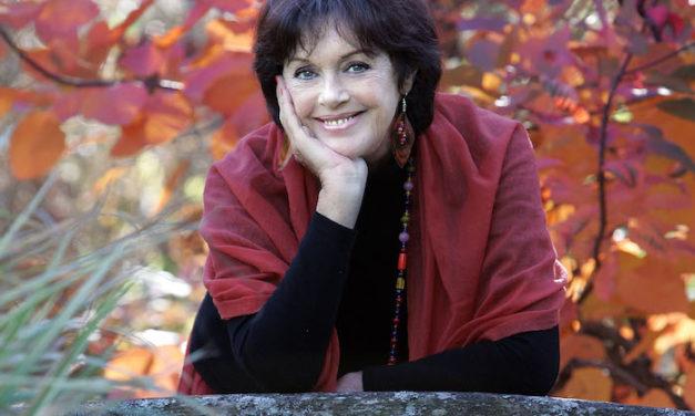 """Anny Duperey : """"C'est sans doute le livre que j'ai eu le plus peur de sortir"""""""