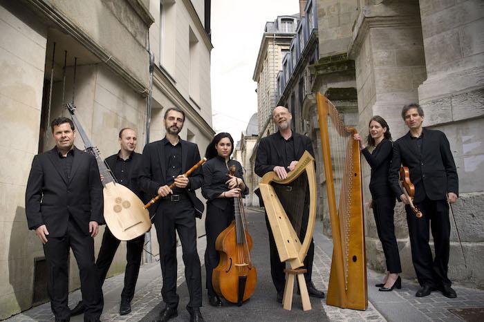 Les Musiciens de Saint-Julien en pays celtique