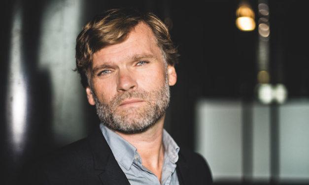 Olivier Adam à l'Armitière : «Je donne des nouvelles de moi à chaque roman»