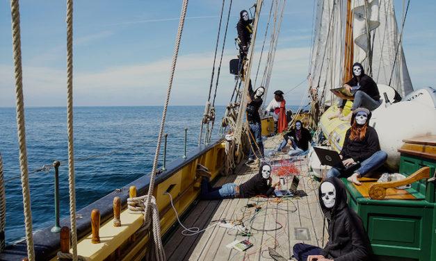 Théâtre au CDN : des pirates en liberté