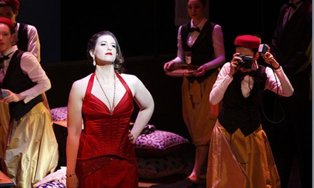 """Opéra à Rouen : Un """"Enlèvement au sérail"""" aux couleurs des 1001 nuits"""