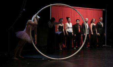 Cirque au théâtre Charles-Dullin : inventer un sens à sa vie