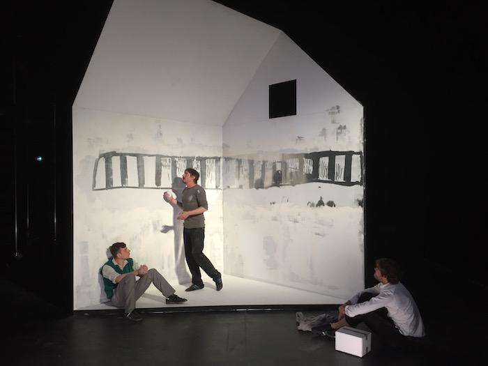 Théâtre à DSN :les lectures qui influencent nos vies