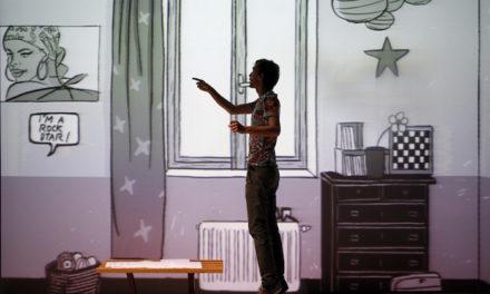 Théâtre au Rive gauche : l'adolescence et le désir amoureux