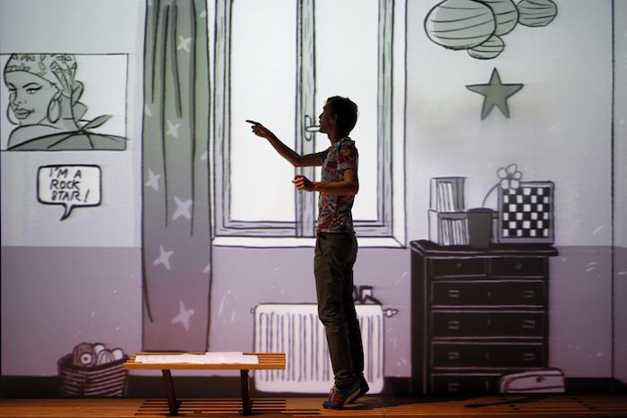 Théâtre à l'ECFM : la naissance d'un désir amoureux