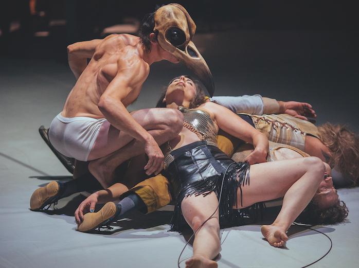 Cirque au Havre :le jardin des délices des Colporteurs