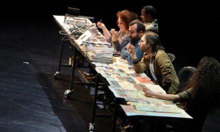 Leyla-Claire Rabih à Terres de Paroles : «Le théâtre sert à penser ensemble»