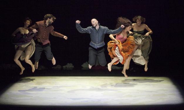 Danse à DSN :une «Histoire de l'imposture» par la compagnie Mossoux-Bonté