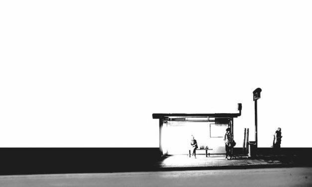 Théâtre aux Bains-Douches : un monologue drôle sur le sentiment d'insécurité