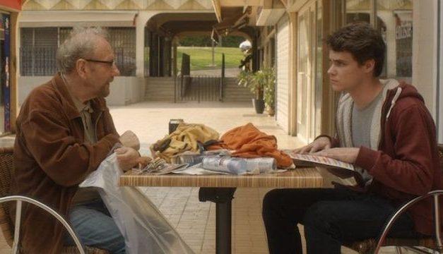 Courtivore à l'Ariel : les relations entre un père et son fils vues par Claude Le Pape