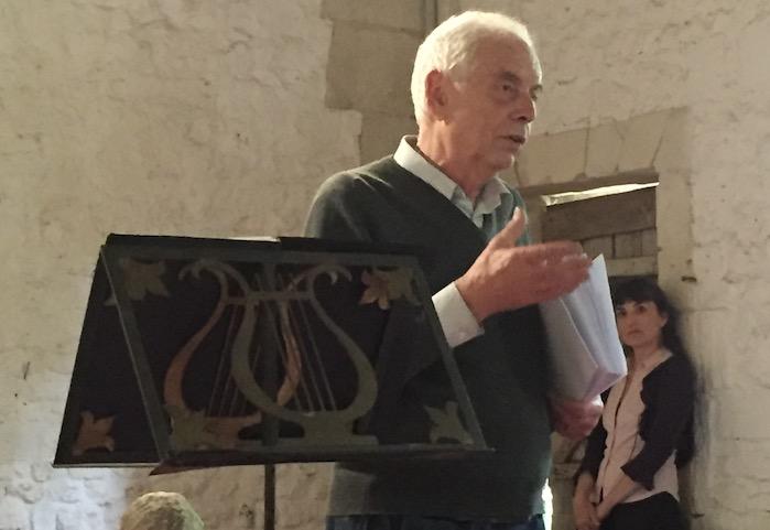 Festival à l'abbaye de Grestain : Claudel, un grand amoureux
