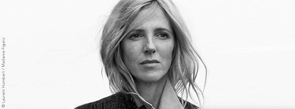 Sandrine Kiberlain, présidente du jury du festival de Deauville