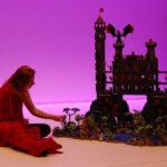 Théâtre au CDN :L'amour courtois par les apprentis comédiens du conservatoire